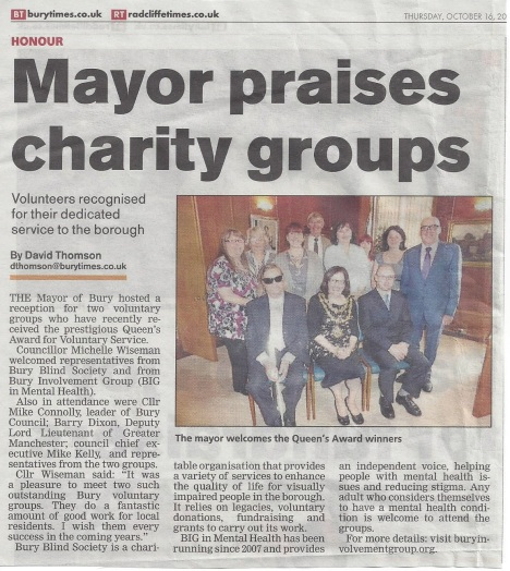 Mayors Parlour 2014